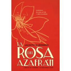 La rosa del azafrán...