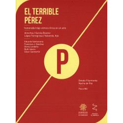 EL TERRIBLE PÉREZ